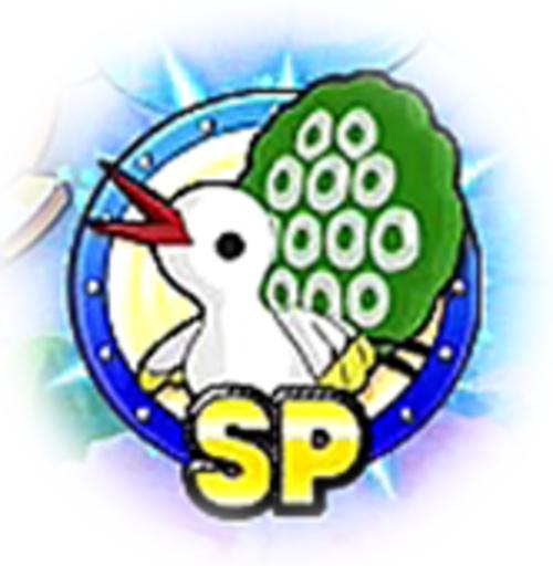 パチンコP絶超電役ドラドラ天国2400-99Ver.の宝箱の中身SPコイン