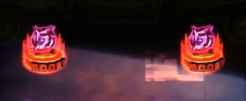 パチンコP交響詩篇エウレカセブン HI-EVOLUTION ZEROのブースト図柄