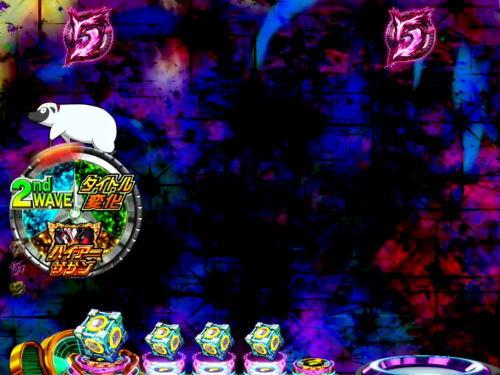 パチンコP交響詩篇エウレカセブン HI-EVOLUTION ZEROのガリバールーレット