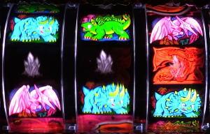 Pガオガオキング3の選択リーチの画像