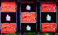 Pガオガオキング3の7図柄ダブルラインの画像