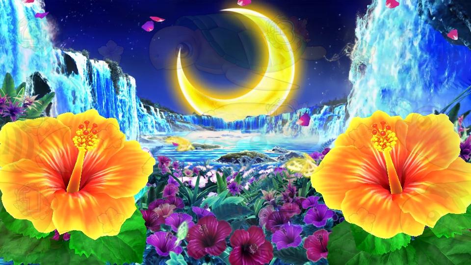 パチンコPギンギラパラダイス 夢幻カーニバルHTKの時間帯変化画像