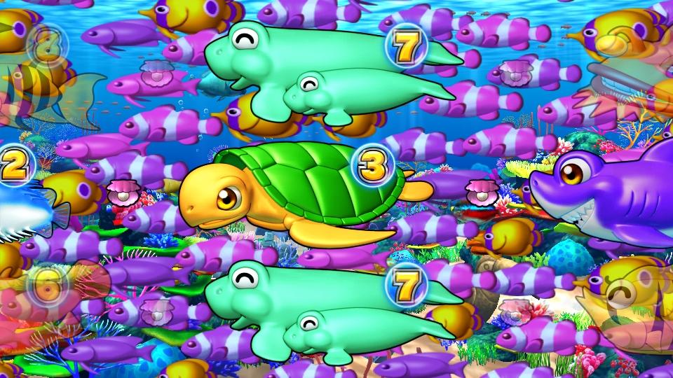 パチンコPギンギラパラダイス 夢幻カーニバルHCAのギンパラモード画像