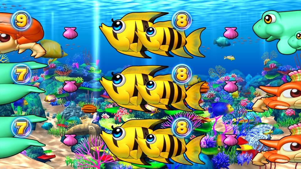 パチンコPギンギラパラダイス 夢幻カーニバルHTKの偶数図柄画像