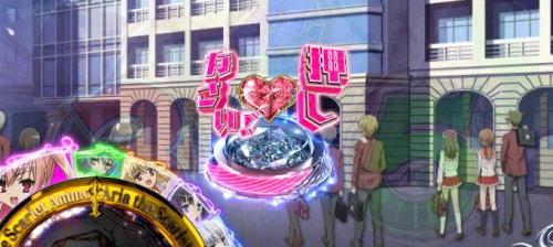パチンコP緋弾のアリア~緋弾覚醒編~のデバイス保留変化