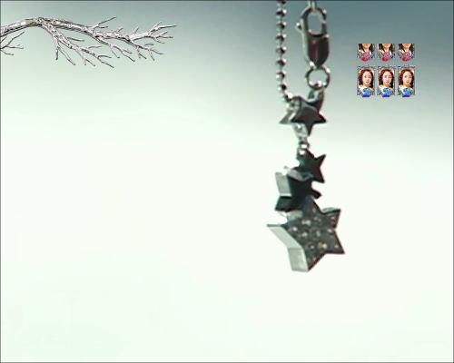 パチンコぱちんこ 冬のソナタ FOREVERのペンダント