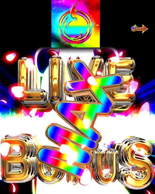 パチンコP地獄少女 きくりのお祭りLIVEのSELECT BONUS10Rの画像