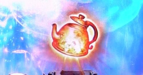 パチンコPルパン三世~復活のマモー~219ver.のヤカン沸騰保留