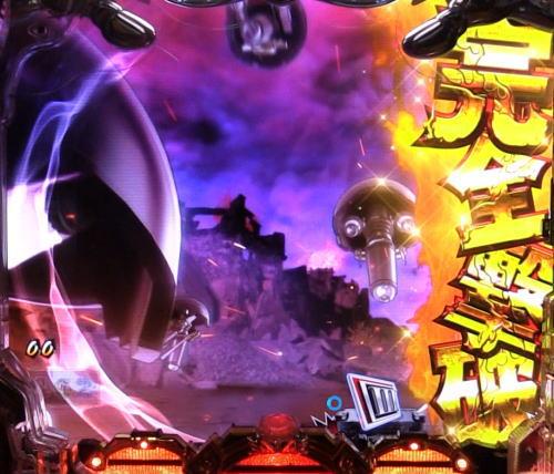パチンコPルパン三世~復活のマモー~219ver.の殴り込ミッション