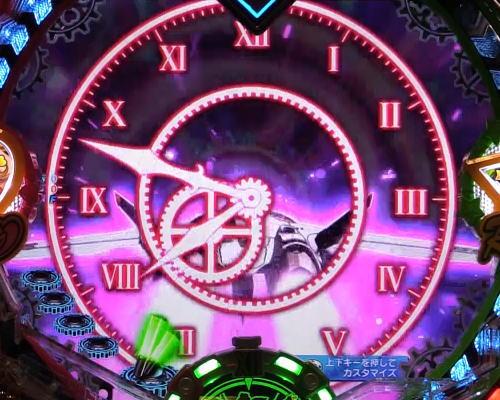 パチンコPフィーバーマクロスフロンティア4の歌姫DRIVE:時間経過の画像
