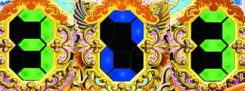 パチンコP女神ドリームの発展ボイス