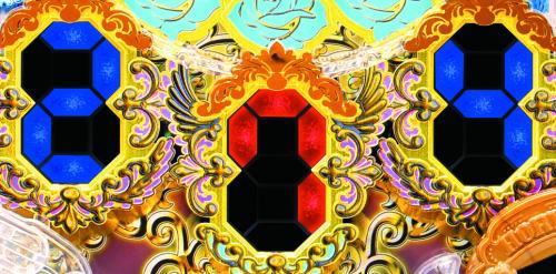 パチンコP女神ドリームのチャンス目(274)
