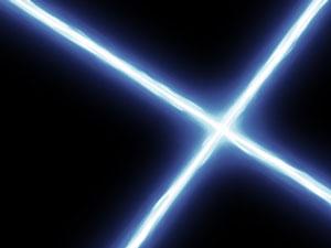パチンコPモモキュンソードMCのX斬撃画像