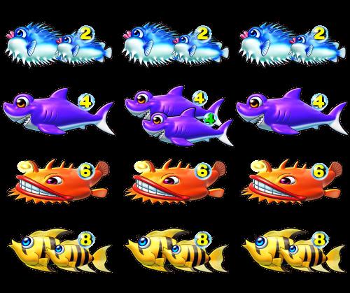 パチンコPA大海物語4スペシャルWithアグネス・ラムの偶数図柄大当り画像