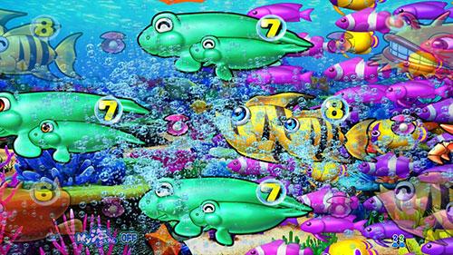 パチンコPA大海物語4スペシャルWithアグネス・ラムのぶるぶるチェンジ予告画像