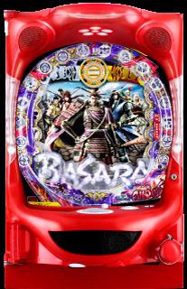 パチンコP戦国BASARAの筐体画像
