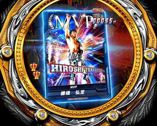 パチンコP新日本プロレスリングの設定判別