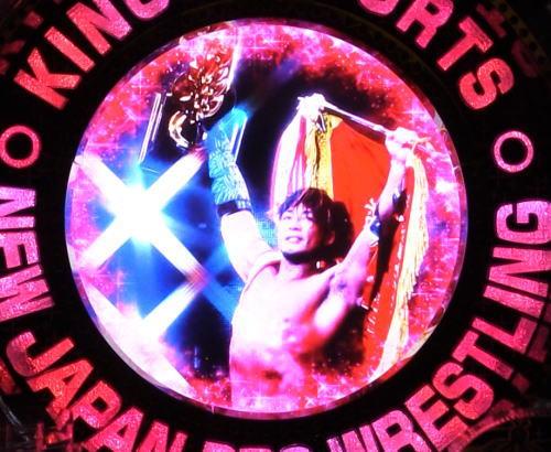 パチンコP新日本プロレスリングの設定4以上