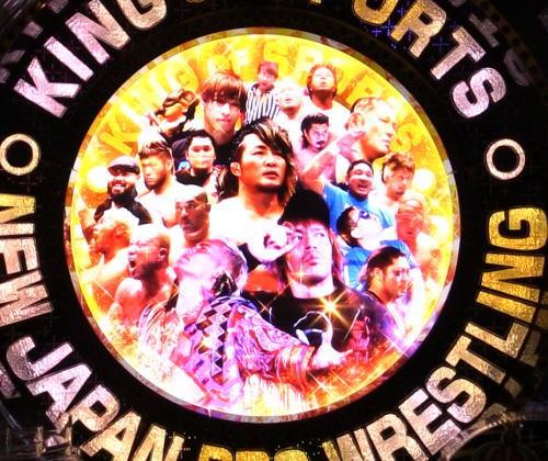 パチンコP新日本プロレスリングの設定6濃厚
