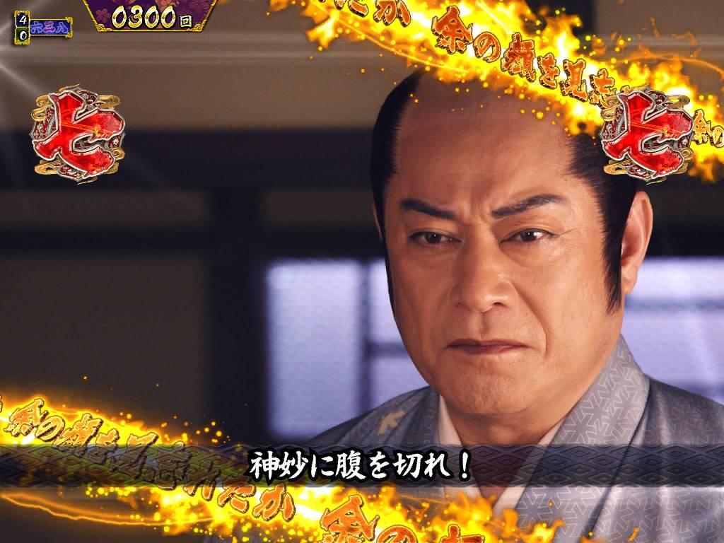 パチンコP真・暴れん坊将軍双撃難破楼徳田の画像