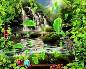 パチンコPフィーバー真花月2夜桜バージョンのシャンシャンSU予告の画像