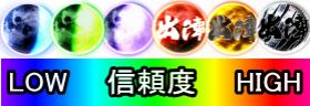 ぱちんこ新・必殺仕置人の保留変化予告の画像
