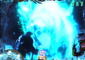 パチンコP蒼天の拳 双龍の西斗の怨念の画像