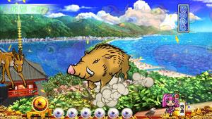 パチンコPスーパー海物語IN JAPAN2金富士 319Ver.ジャパンモードの画像