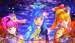 パチンコPスーパー海物語IN JAPAN2金富士 199Ver.マリンワリンウリン合流の画像