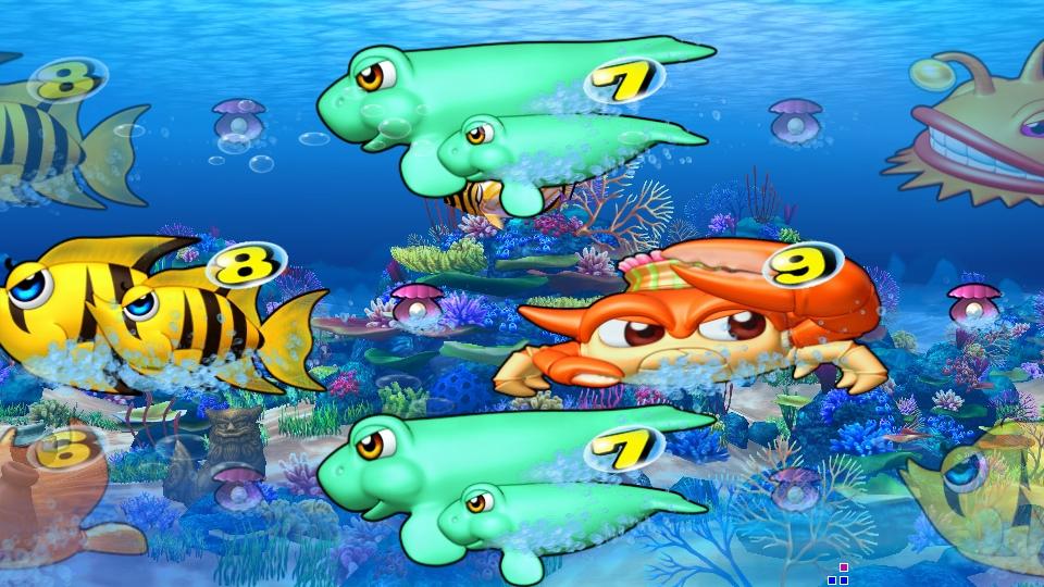 パチンコPスーパー海物語 IN 沖縄5の海黒潮の画像