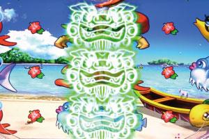 パチンコPスーパー海物語 IN 沖縄5のシーサーチャンス目の画像