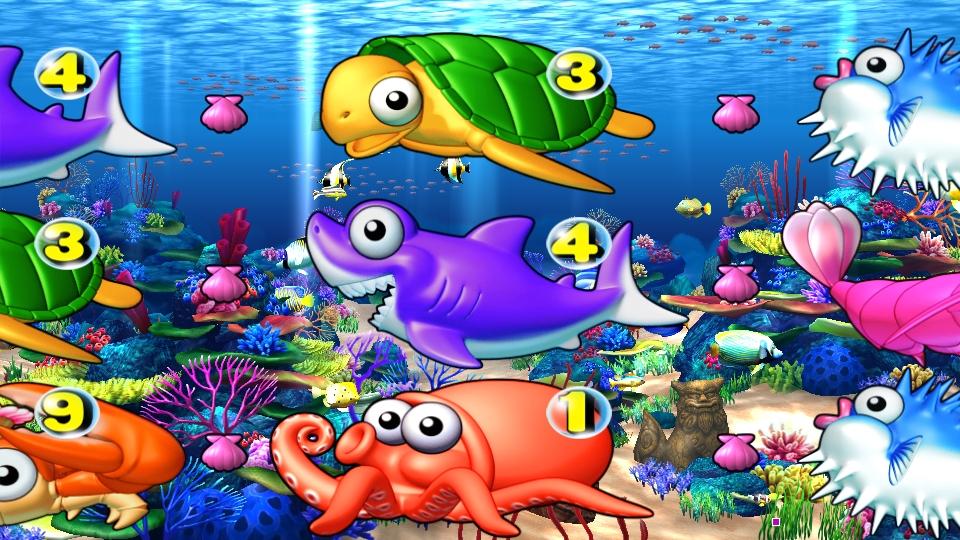 パチンコPスーパー海物語 IN 沖縄5のチャンス目通常の画像