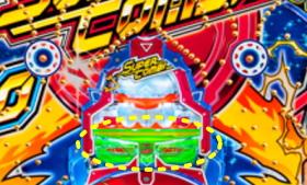 Pスーパーコンビα7500の役物画像