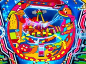 Pスーパーコンビα7500の3穴クルーン画像