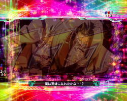 Pフィーバー戦姫絶唱シンフォギア2 1/230ver.の英雄全回転