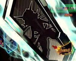 Pフィーバー戦姫絶唱シンフォギア2 1/230ver.の最終決戦 パネルシャッフル