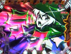 Pフィーバー戦姫絶唱シンフォギア2 1/230ver.のデスフラッシュ