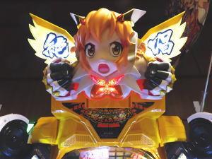 Pフィーバー戦姫絶唱シンフォギア2 1/77ver.の絶唱響ギミックの画像
