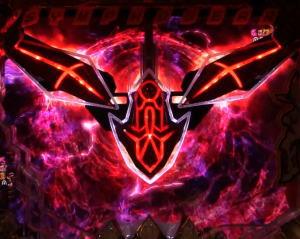 Pフィーバー戦姫絶唱シンフォギア2 1/230ver.のギアペンダント出現時の画像
