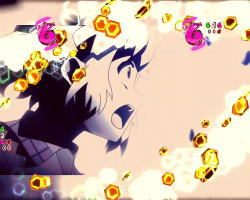 Pフィーバー戦姫絶唱シンフォギア2 1/77ver.の聖詠ボーナスチャンス4話の画像