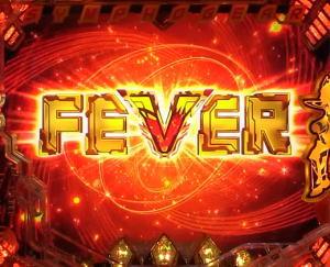 Pフィーバー戦姫絶唱シンフォギア2 1/77ver.の通常時の3ラウンド大当り