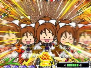 パチンコP天昇!姫相撲の群予告の画像