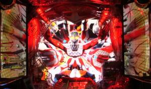 ぱちんこ ウルトラ6兄弟 Light Version Light Versionのビッグバンインパクトの画像