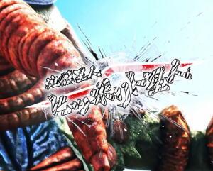 ぱちんこ ウルトラ6兄弟 Light Version Light Versionのゼブラ柄の画像