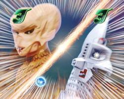 ぱちんこ ウルトラ6兄弟 Light Version Light Versionのウインダムリーチの画像