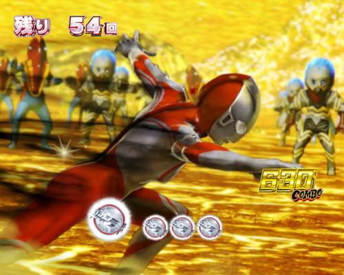 パチンコぱちんこ ウルトラ6兄弟 Light Versionの6兄弟バトル