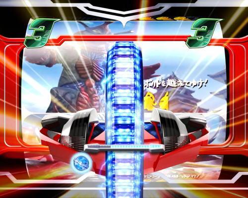 パチンコぱちんこ ウルトラ6兄弟 Light Versionの発展先決定