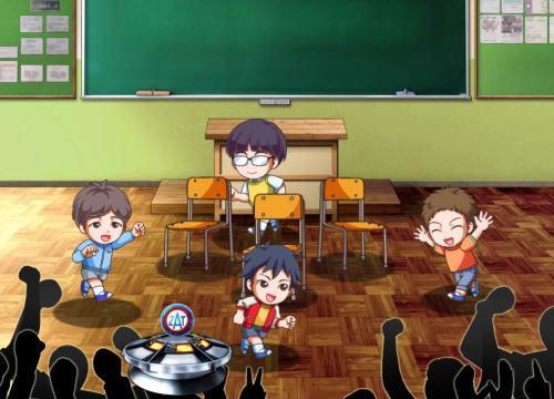 パチンコぱちんこ ウルトラマンタロウ2の椅子取りゲーム