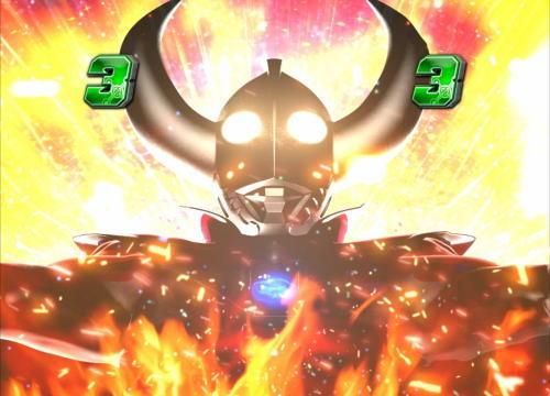 パチンコぱちんこ ウルトラマンタロウ2のウルトラの父参戦