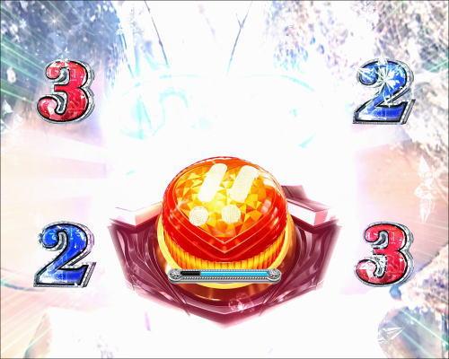 パチンコぱちんこ 冬のソナタ SWEET W HAPPY Versionのサプライズボタン